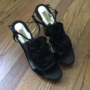 Badgely Mischka Black high heels
